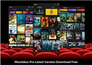 Moviebox pro app